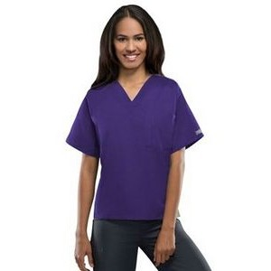 Cherokee Workwear V-Neck Tunic